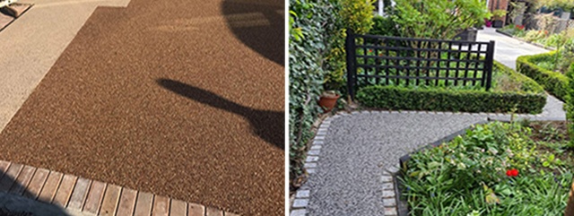 Resin bound gravel Cambridge