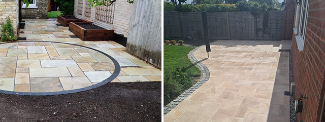 Paving - Landscaping company Cambridge