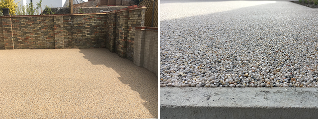 Resin Bound Gravel - Landscaping Cambridge