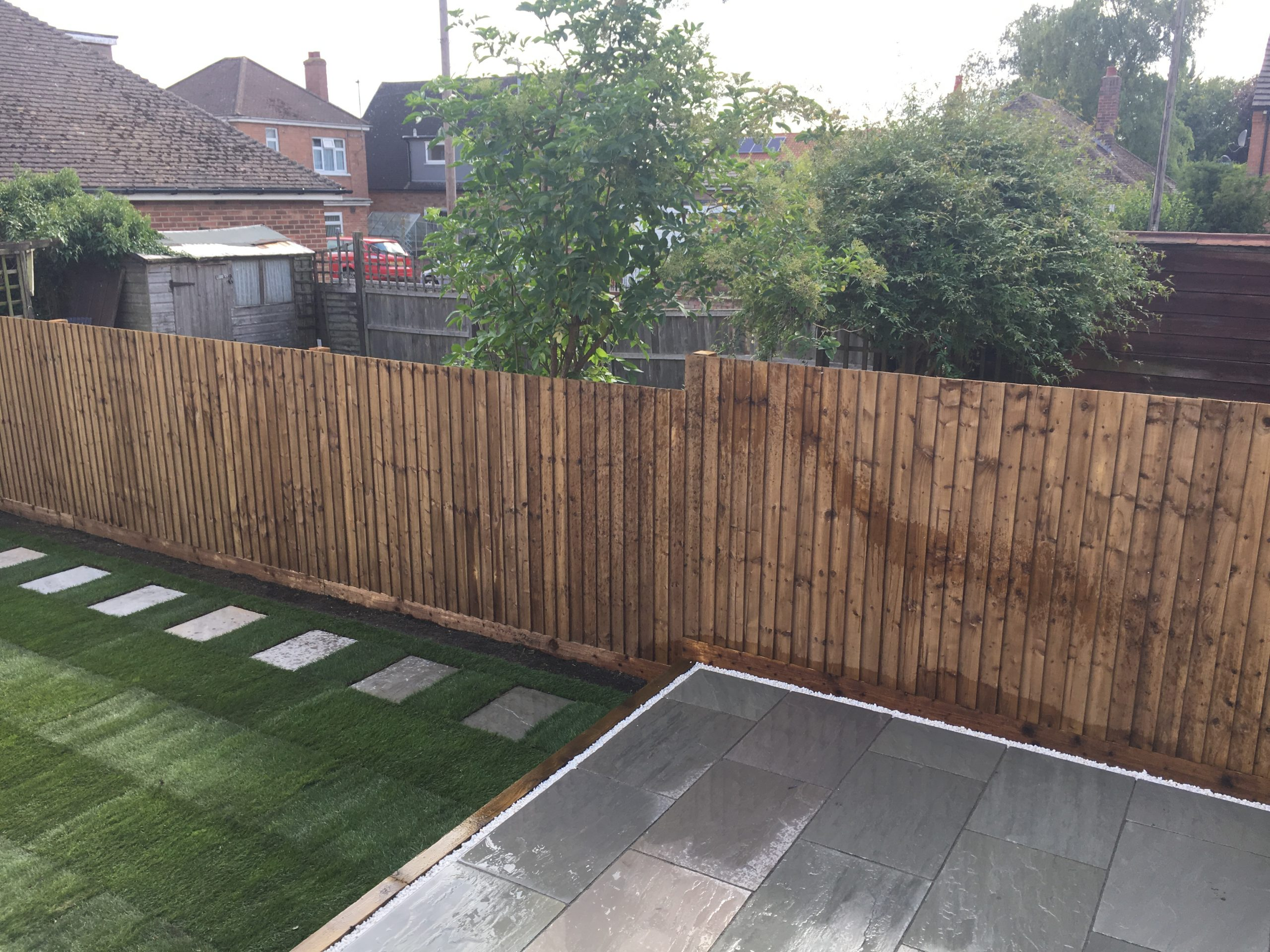 Emerald Landscapes - Lawn laying Cambridge