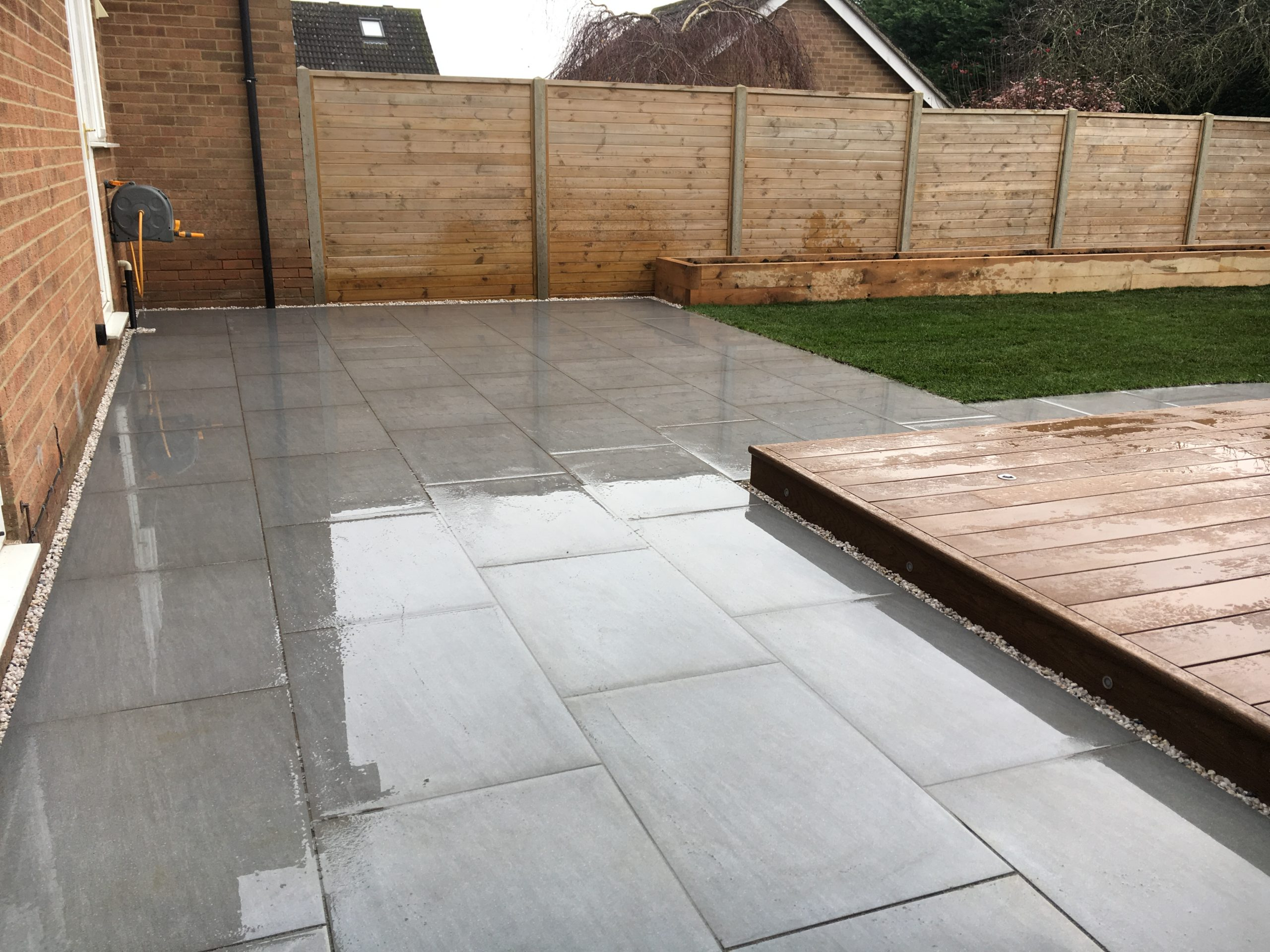 Landscaping Company in Cambridge - Millboard decking