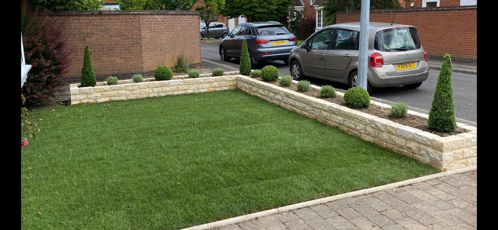 Landscaping company in Cambridge