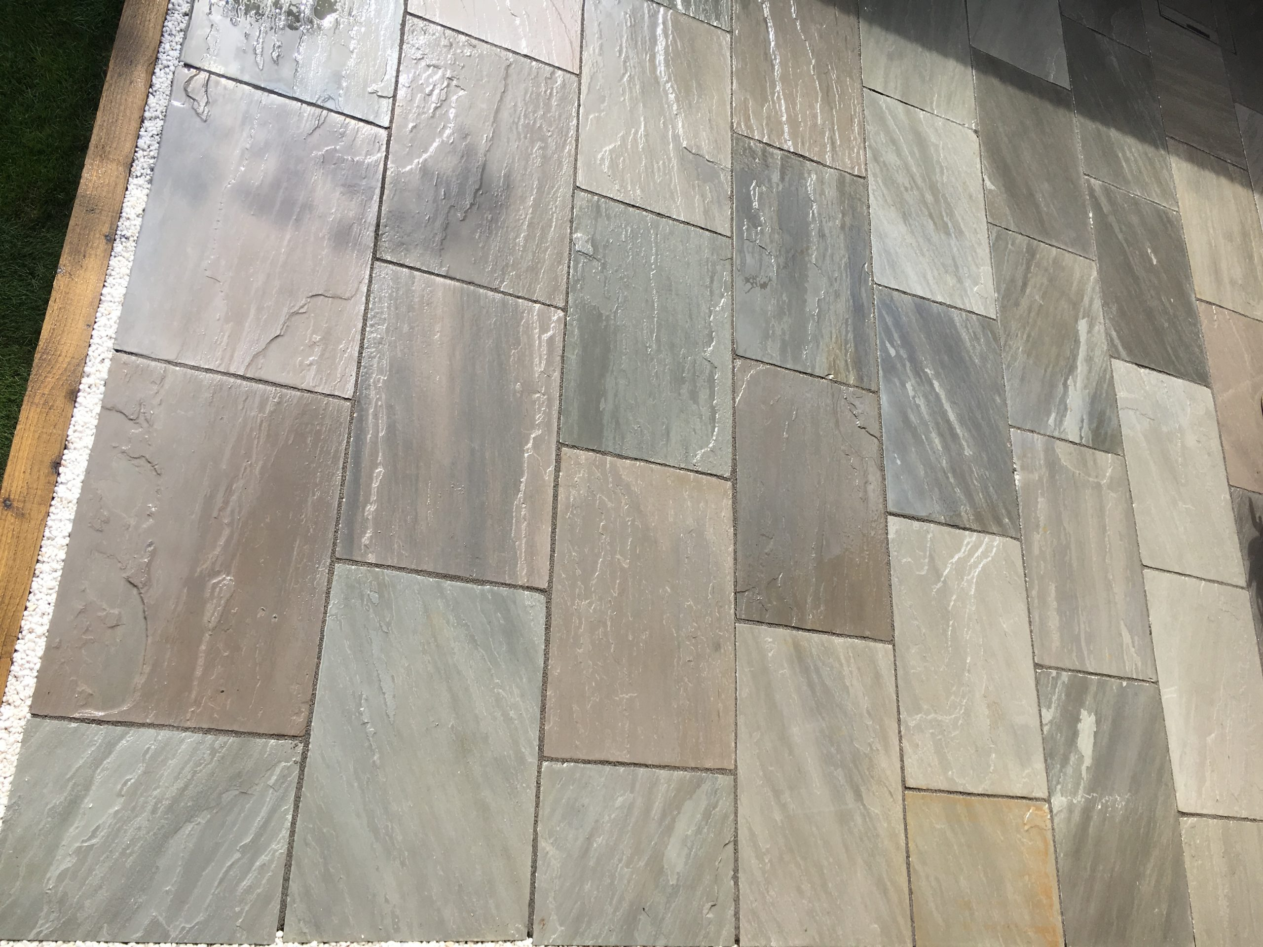 Landscaping company in Cambridge - Natural stone paving