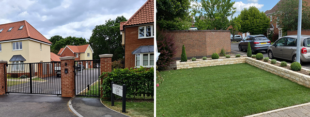 Masonry work - landscaping company Cambridge