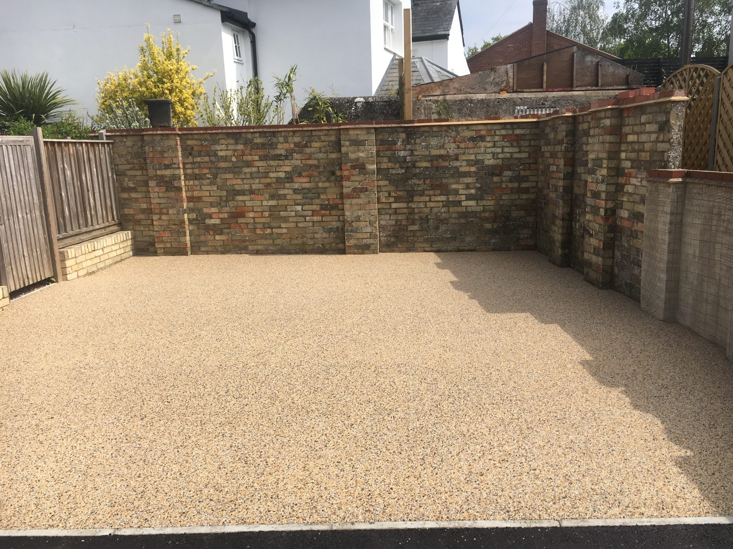 Resin Bound Gravel Driveway - Emerald Landscaping Company